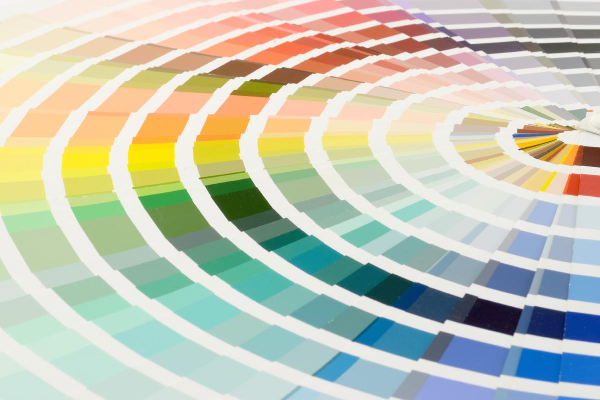 Farben & Wandgestaltung - Einrichtungsideen - Institut für Raumdesign