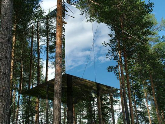 tree-hotel-mirror-cube