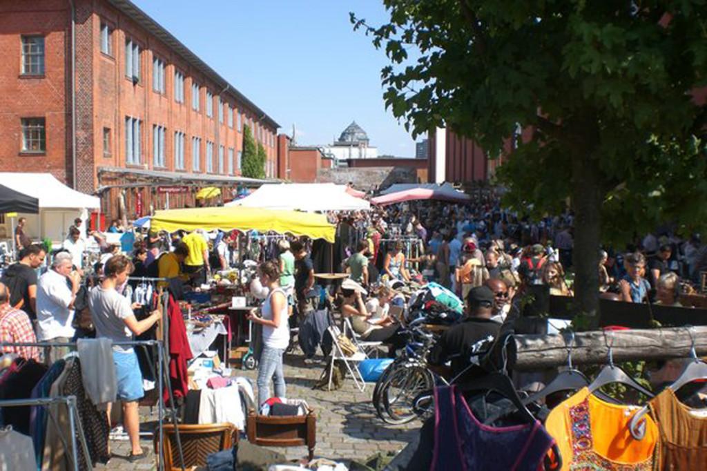 Flohmarkt Flohschanze Hamburg